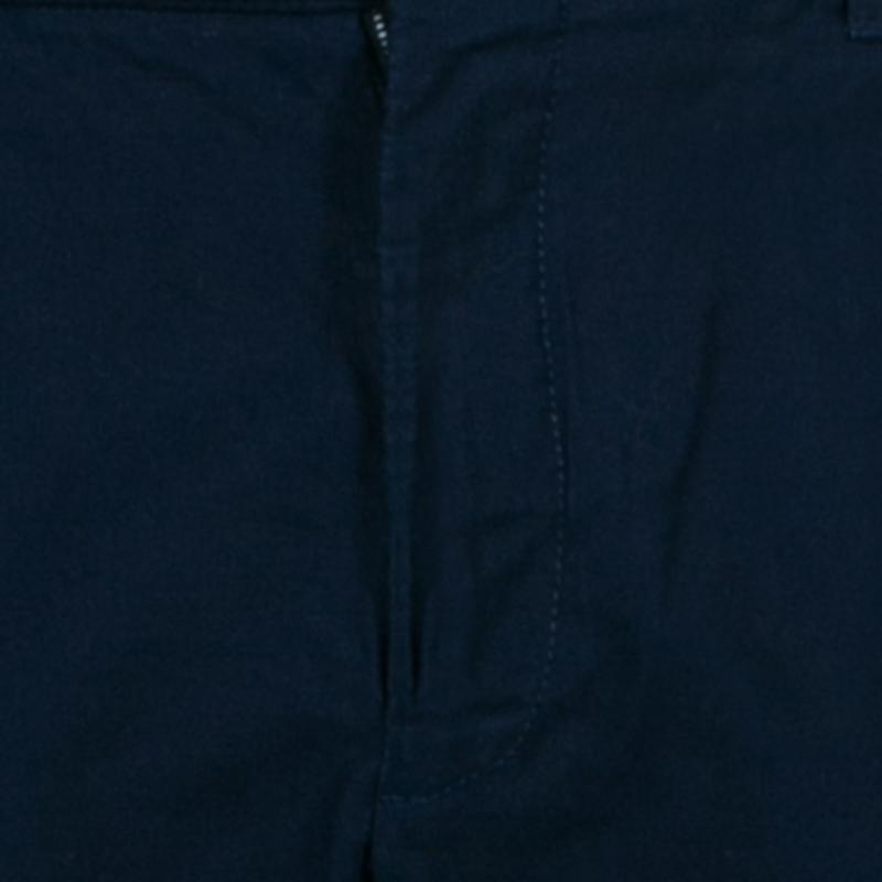 Tom Ford Men's Navy Blue Trousers S