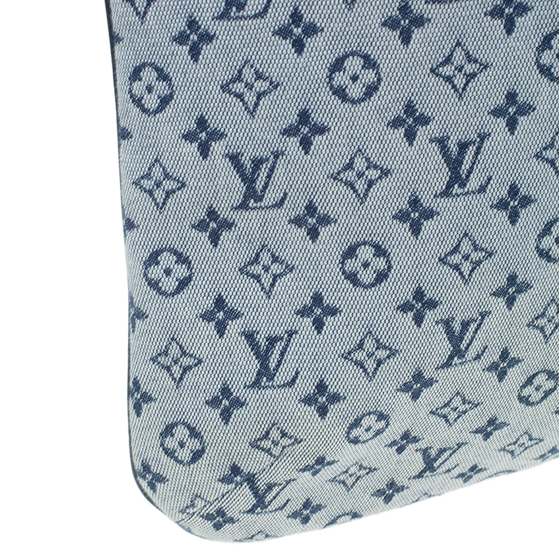 Louis Vuitton Monogram Canvas Mini Lin Francoise Tote Bag