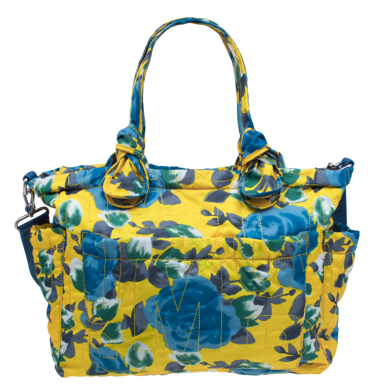 Marc by Marc jacobs Multicolor Nylon Pretty Eliz-A-Baby Maddy Diaper Bag