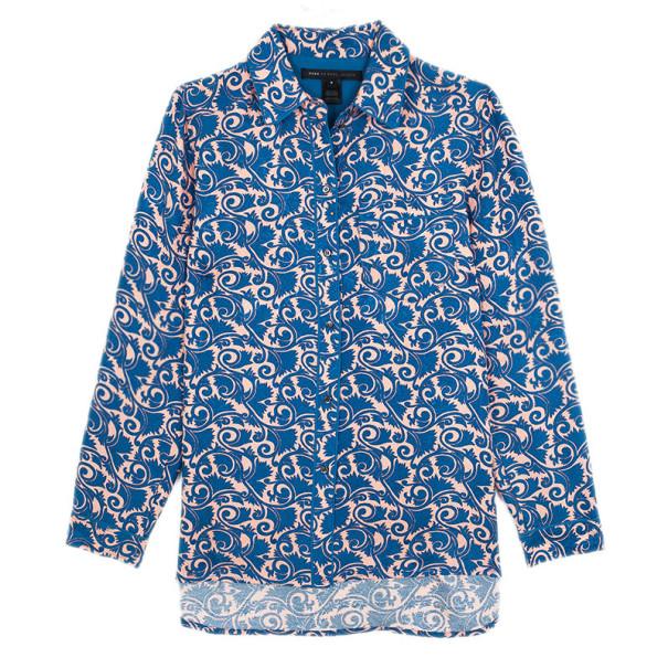 Marc by Marc Jacobs Baroque Print Shirt M