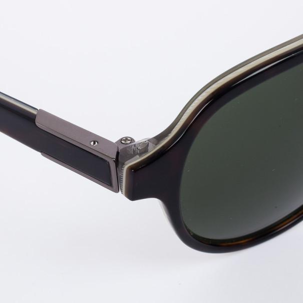 Calvin Klein Tortoise 7858SP Unisex Sunglasses