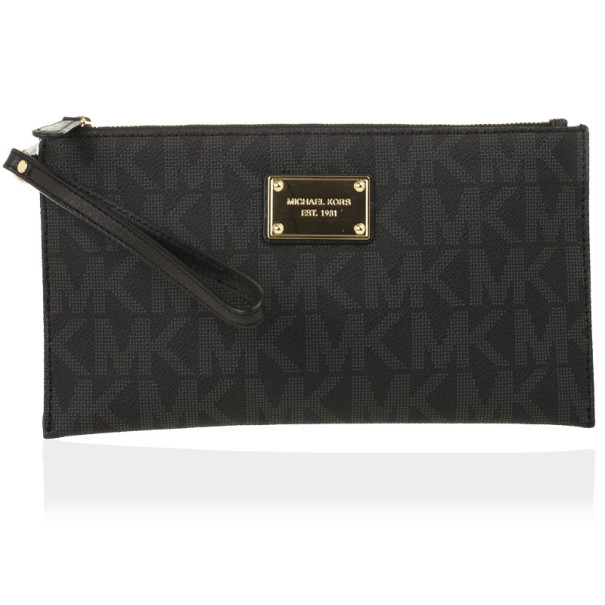 MICHAEL Michael Kors Monogram Clutch Bag