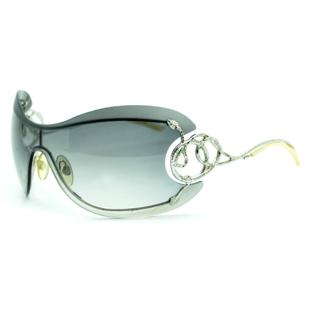 Roberto Cavalli Cicno Serpent Shield Woman Sunglasses