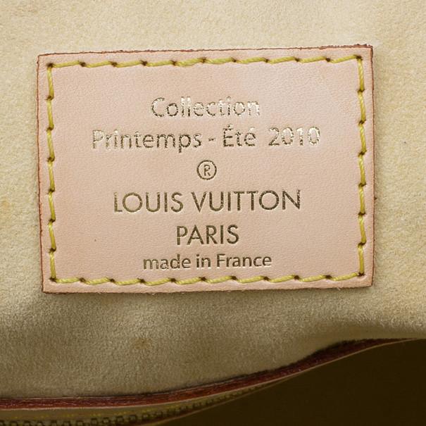 Louis Vuitton Metallic Striped Eden Néo Tote