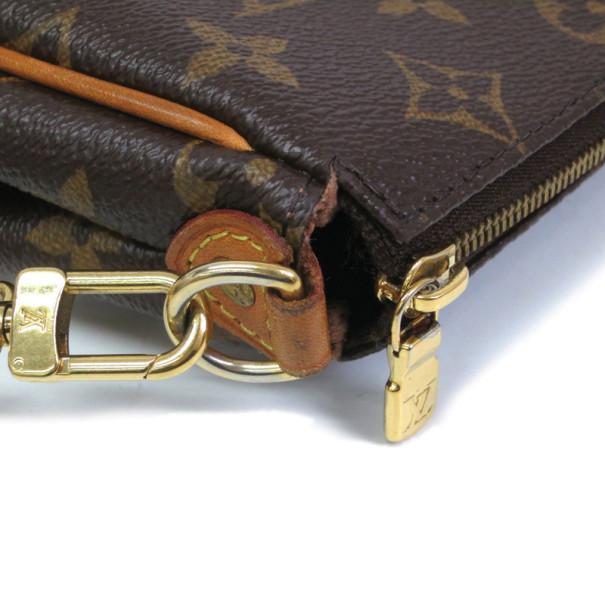 Louis Vuitton Monogram Eva Shoulder Bag