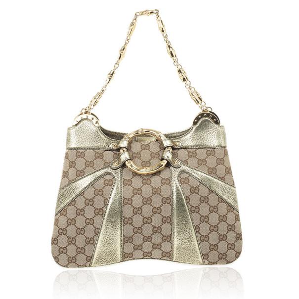 Gucci Monogram GG Dragon bag