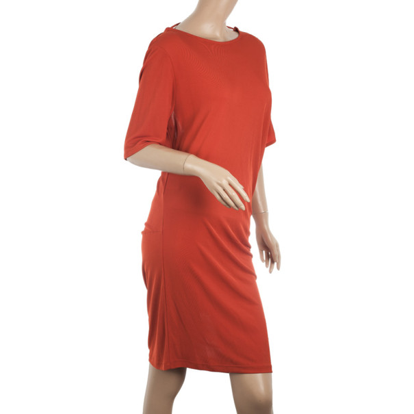 Stella McCartney Backless Stretch Short Dress M