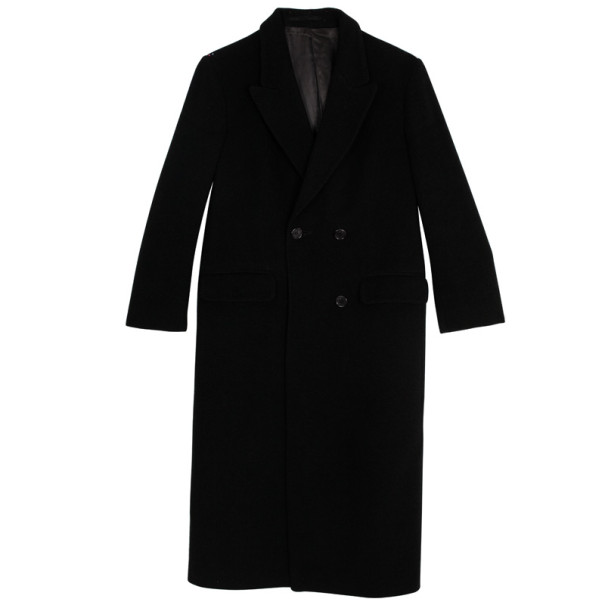 Burberry Cashmere Trench Coat L