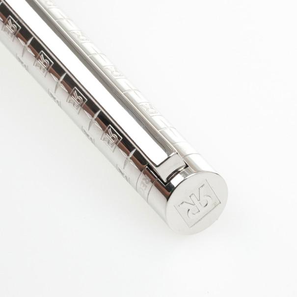 Regnier Steel Plated Logo Pen
