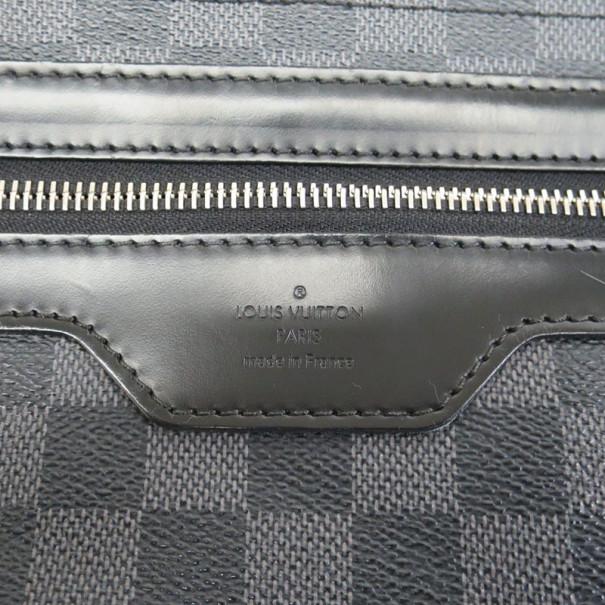 Louis Vuitton Damier Graphite Daniel Messenger Bag GM