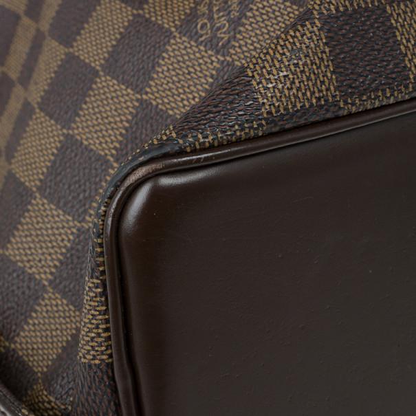 Louis Vuitton Damier Ebene Canvas Chelsea Tote