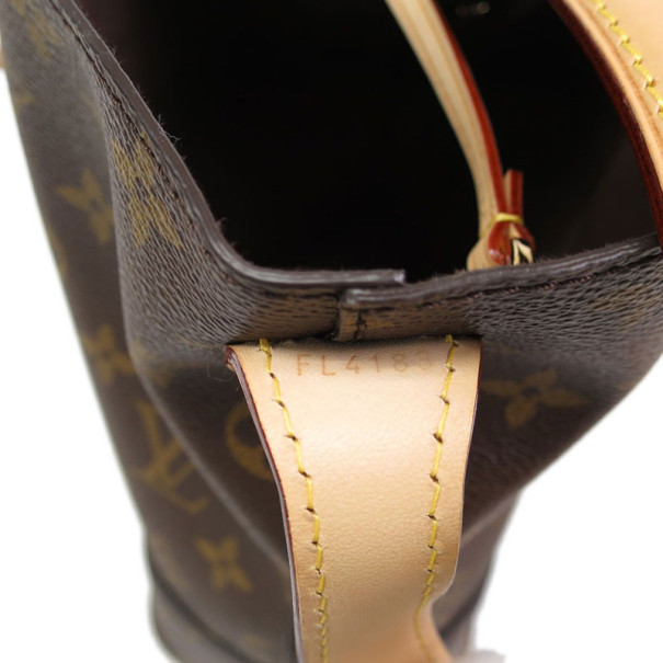 Louis Vuitton Brown Monogram Idole Hobo PM