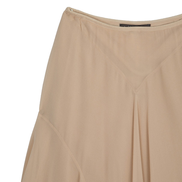 Max Mara Chiffon Skirt S