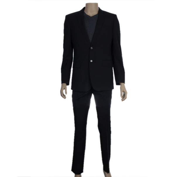 Burberry Men's Slim Fit Tailored Suit M