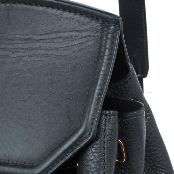 Alexander Wang Black Prisma Skeletal Backpack