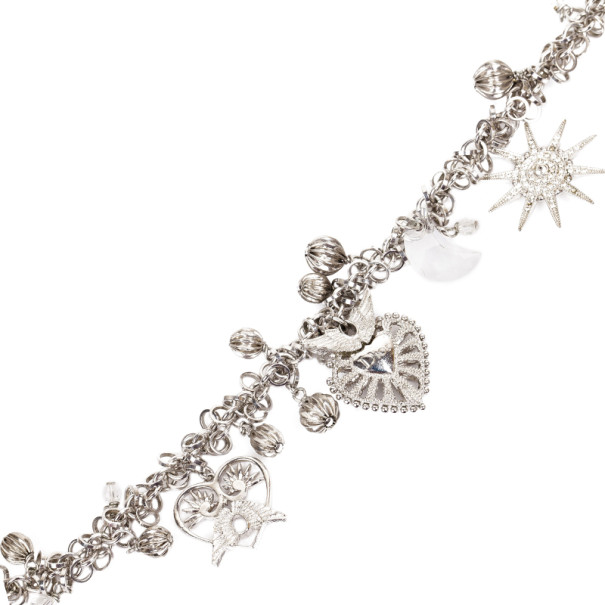 Dior Lucky Charm Necklace