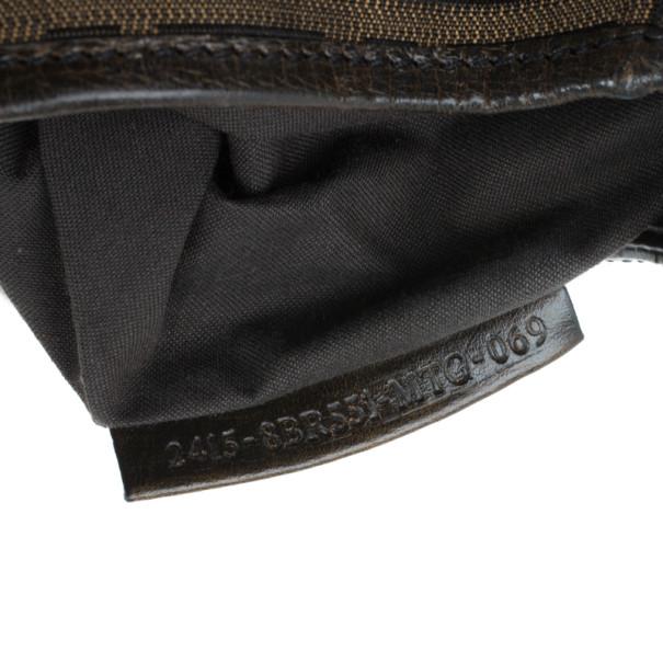 Fendi Zucchino Canvas B.Bag