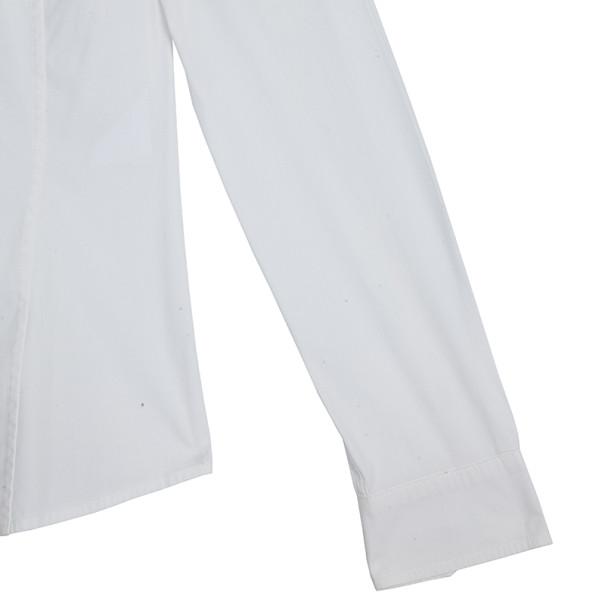 Gucci White Classic Collar Shirt S