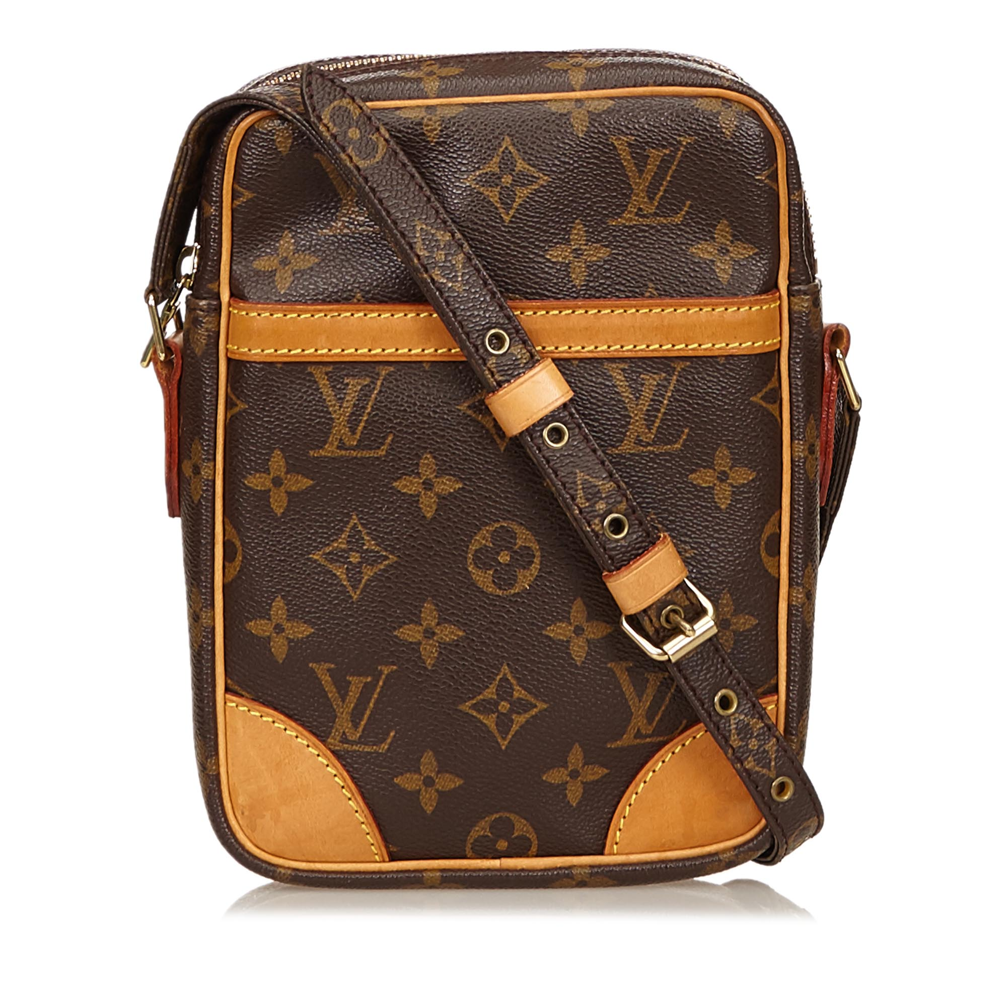 Louis Vuitton Monogram Canvas Danube Shoulder Bag