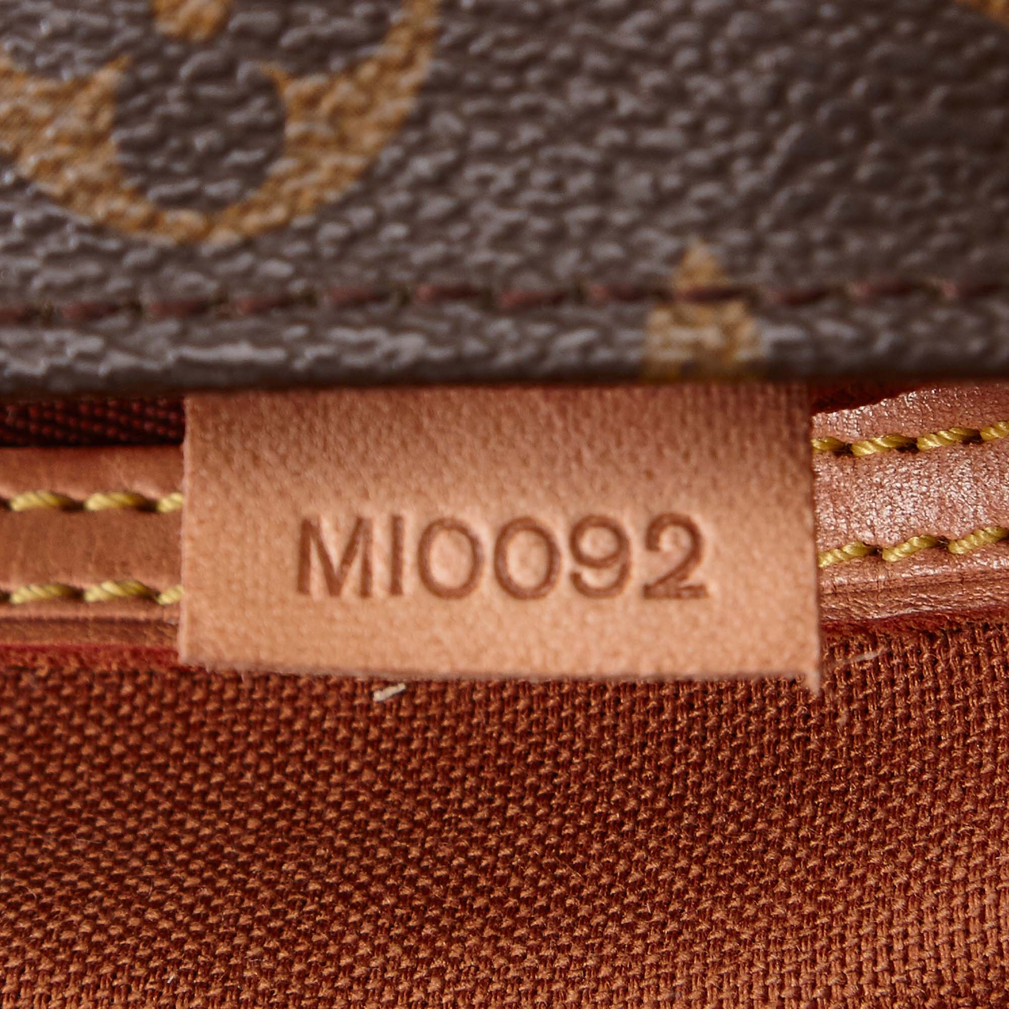 Louis Vuitton Monogram Canvas Mini Looping Bag