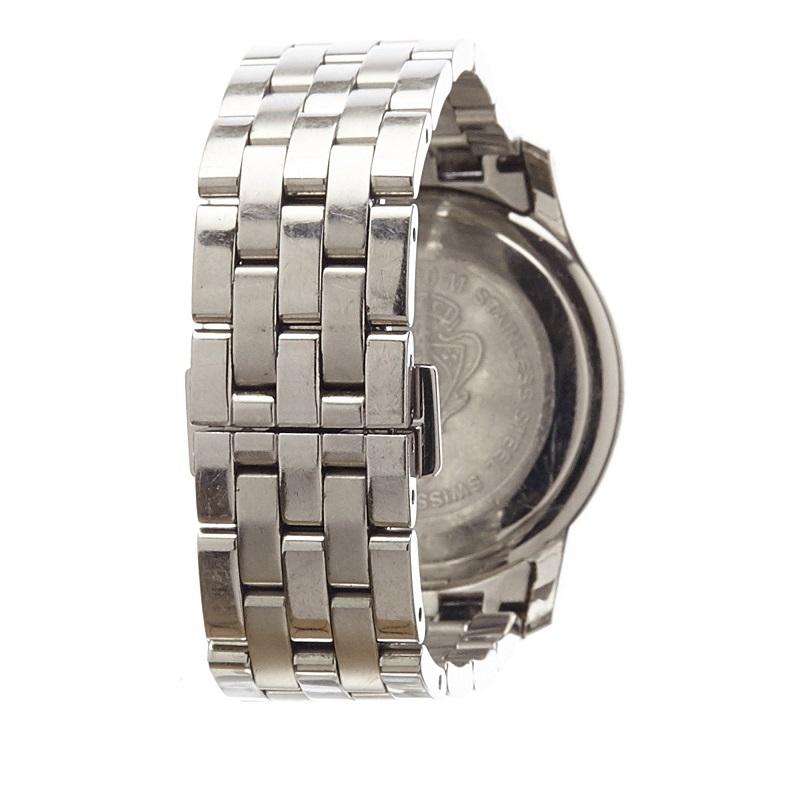 Gucci Black Stainless Steel 5500L Women's Wristwatch 26MM