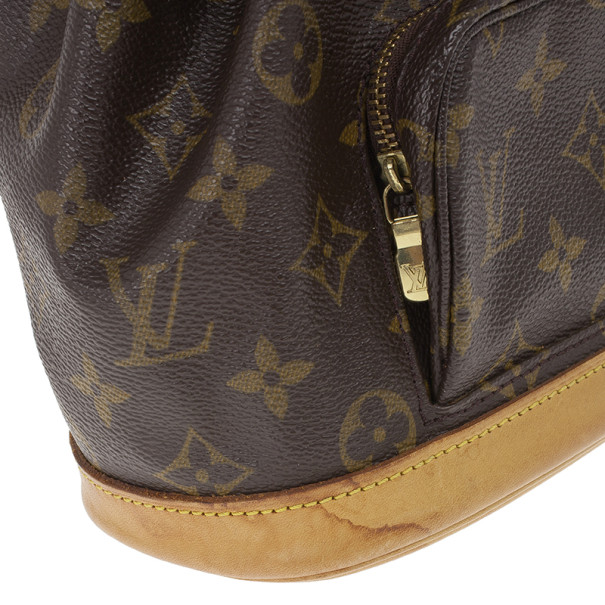 Louis Vuitton Monogram Canvas Mini Montsouris Backpack