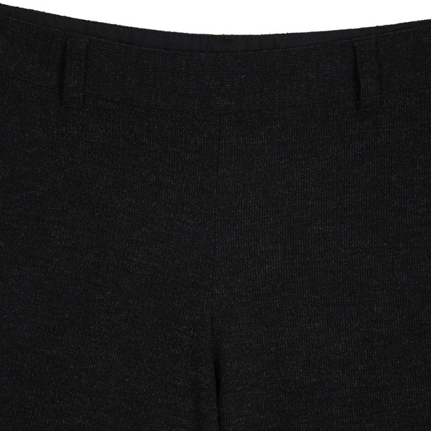 Dolce and Gabbana Grey Virgin Wool Pants M