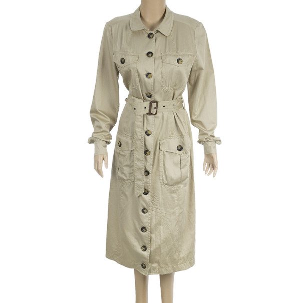 Burberry London Trench Coat M
