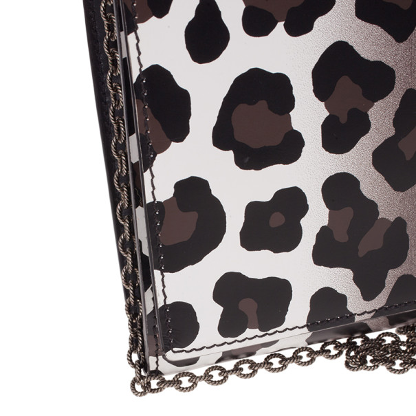 Marc Jacobs Leopard Print All-In-One Bag