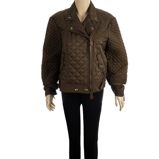 Burberry Brit Oakcliffe Quilted Jacket XL
