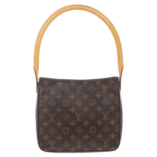 Louis Vuitton Monogram Canvas Looping MM Bag