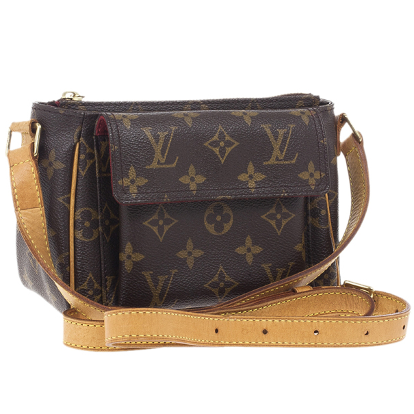 Louis Vuitton Monogram Canvas Viva Cite PM