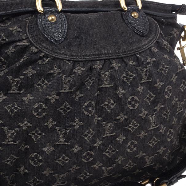 Louis Vuitton Fusain Monogram Idylle Neo Cabby GM Tote