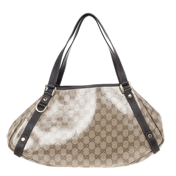 Gucci GG Crystal Abbey Tote