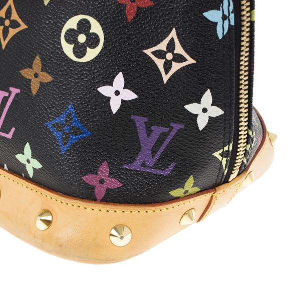 Louis Vuitton Multicolore Alma Bag