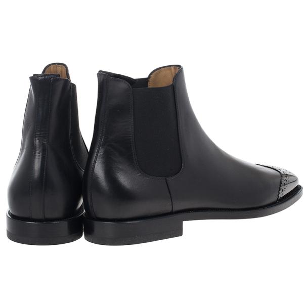 Christian Louboutin Jesse Leather Boots Size 41.5