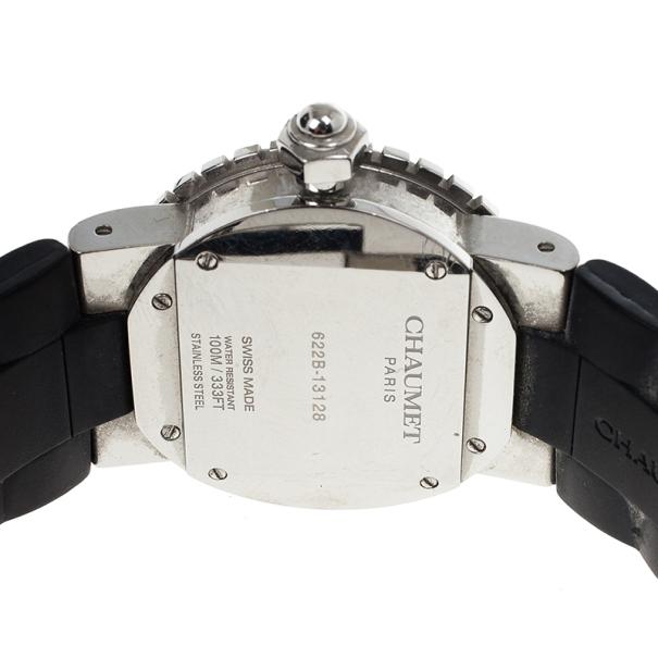 Chaumet Cream Stainless Steel 622B Women's Wristwatch 32MM