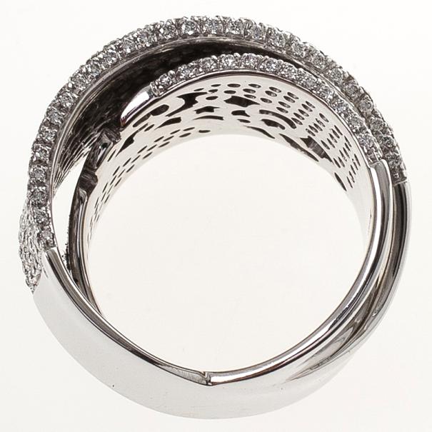 Pasquale Bruni Diamond Ring Size 57