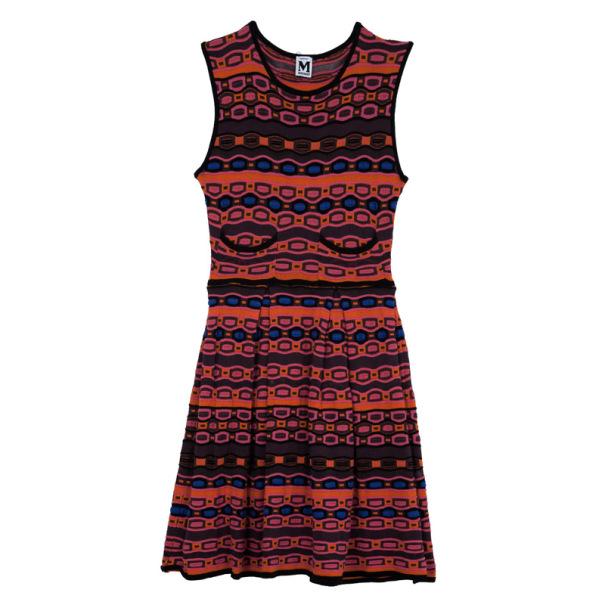 Missoni Multicolor Knit Dress M