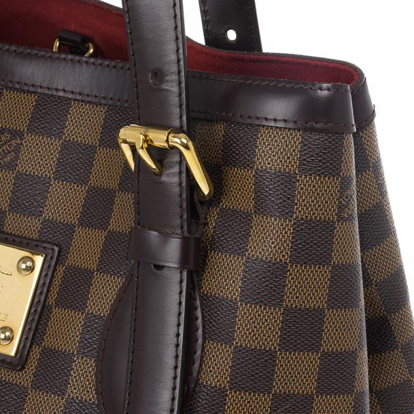 Louis Vuitton Damier Hampstead GM Tote