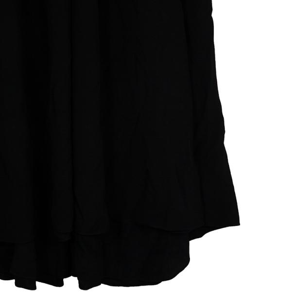 Gucci Black Embellished Gown M