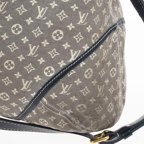 Louis Vuitton Sepia Monogram Idylle Elegie Tote Bag