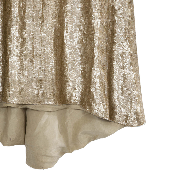 Escada Sequin Ombre Dress M