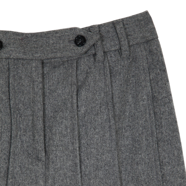 Max Mara Heather Wool Skirt S