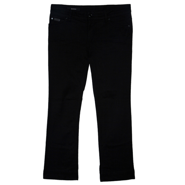 Gucci Black Brando Chihuahua Jeans M