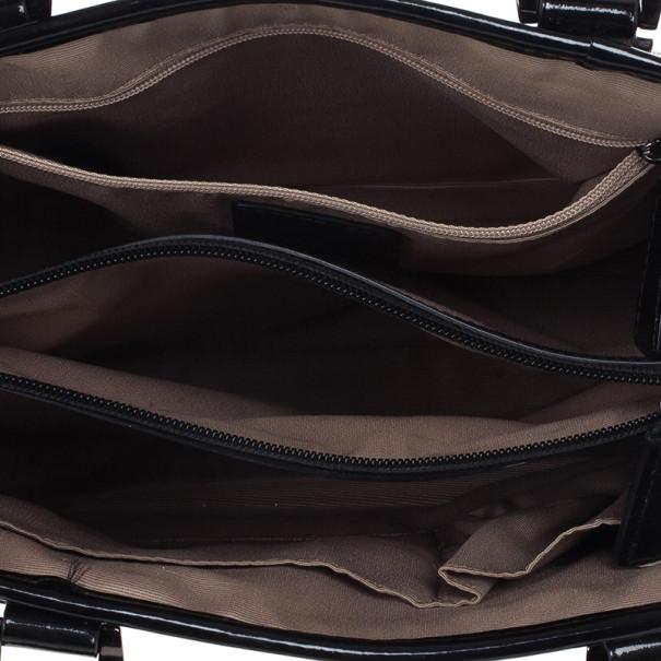 Burberry Nova Check Front Pocket Tote