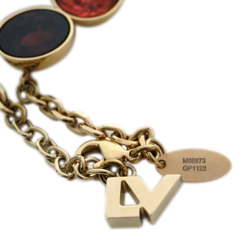 Louis Vuitton Over the Rainbow Peach Bracelet