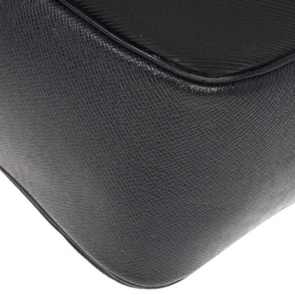 Louis Vuitton Back Taiga Taimyr Messenger Bag
