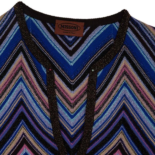 Missoni Sleeveless Knit Top M