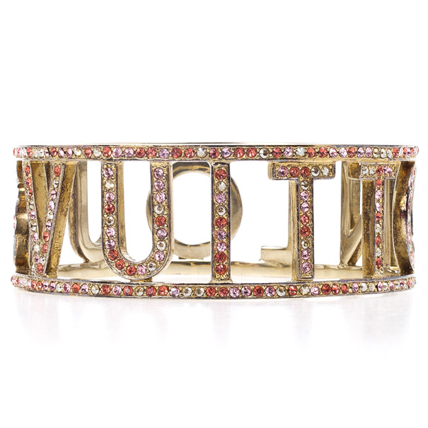 Louis Vuitton 1001 Nuits Crystal Bangle